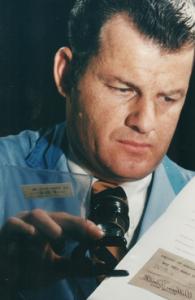 Analyse de document (ca1960). Coll. Zoummeroff