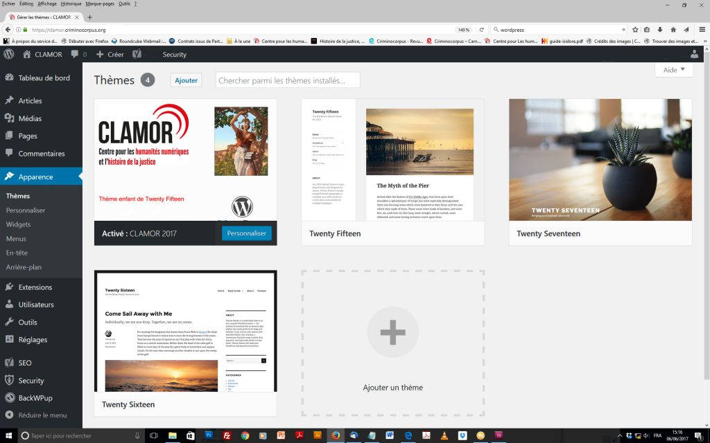 capture wordpress